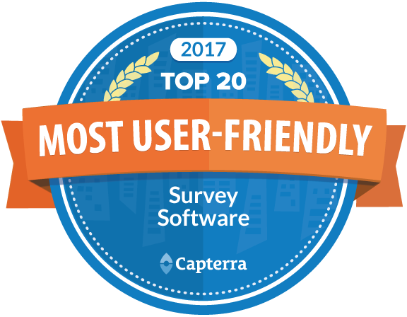 Captera's Top 20, Most User-Friendly, 2017