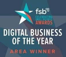 FSB digital business of the year award