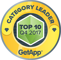 GetApp category leader award